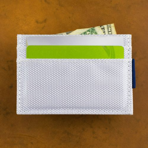 nylon card case