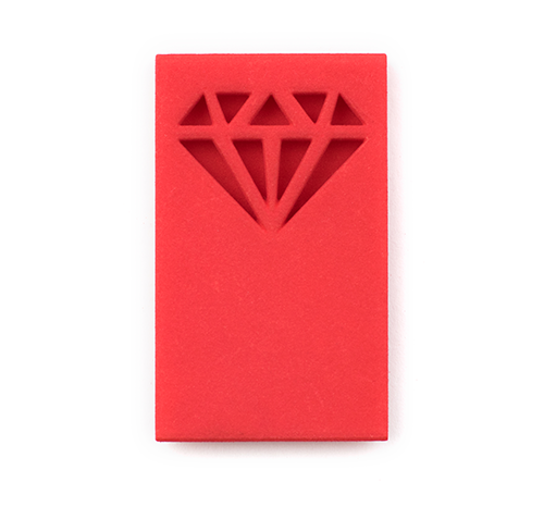 Crimson Diamond money clip