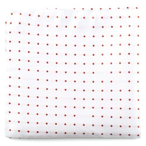 Dots Rusty Handkerchief